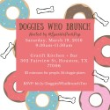 You Are Invited: Doggies Who Brunch Too